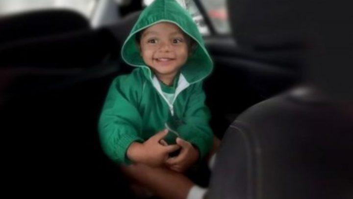 Confirmado,  corpo de bebê encontrado as margens da BR 242, era do menino Bernardo
