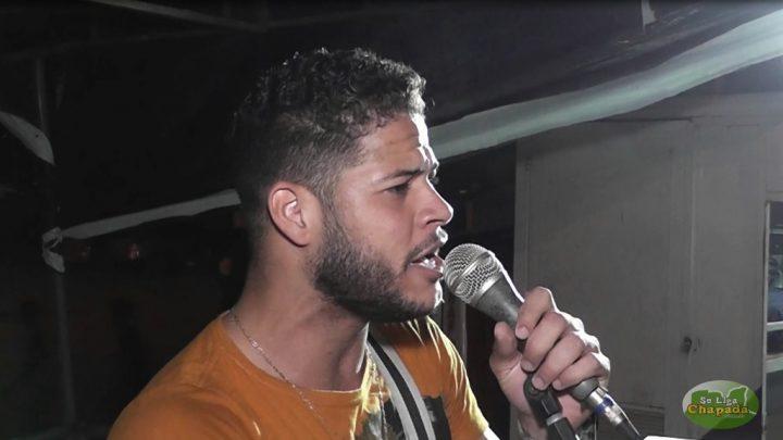 Cléo Trapiá na Cavalgada do Bem, Munduri em Ibiquera – Ba