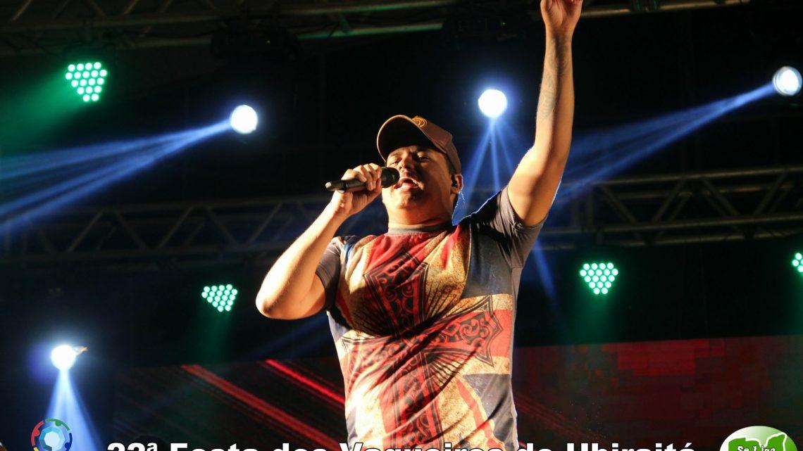 Bruno Lima em Ubiraitá – Andaraí Ba