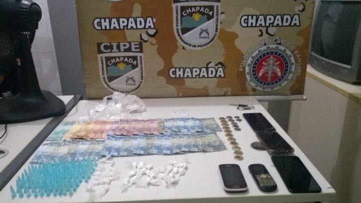 Grande quantidade de drogas é apreendida em Bar na cidade de Itaetê – Ba