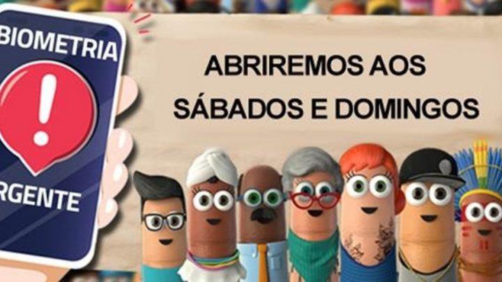 Cartório eleitoral de Andaraí abrirá nos finais de semana