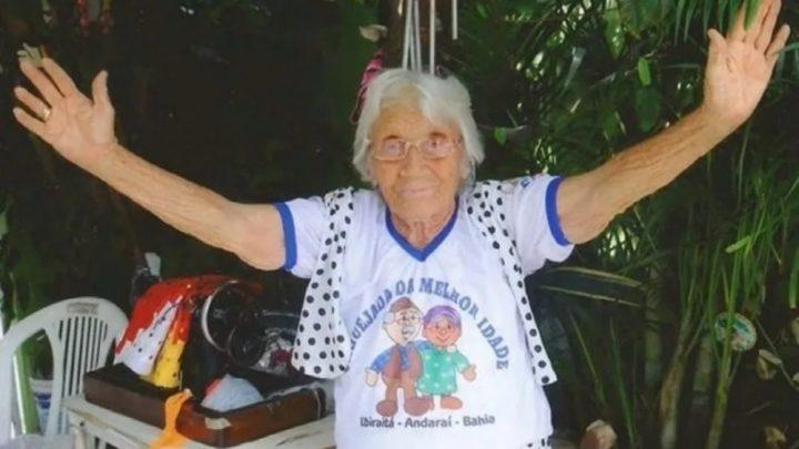 Morre Mãe Isaura, uma das parteiras mais velha da Chapada Diamantina