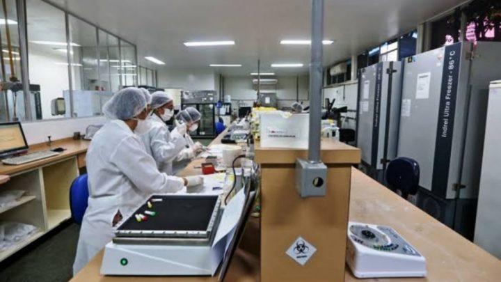 LACEN já analisoumais de 15 mil amostras de Coronavírus em menos de 60 dias na Bahia