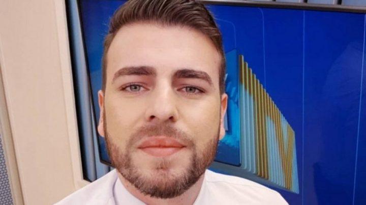 Globo demite jornalista que recebeu nude ao vivo em telejornal