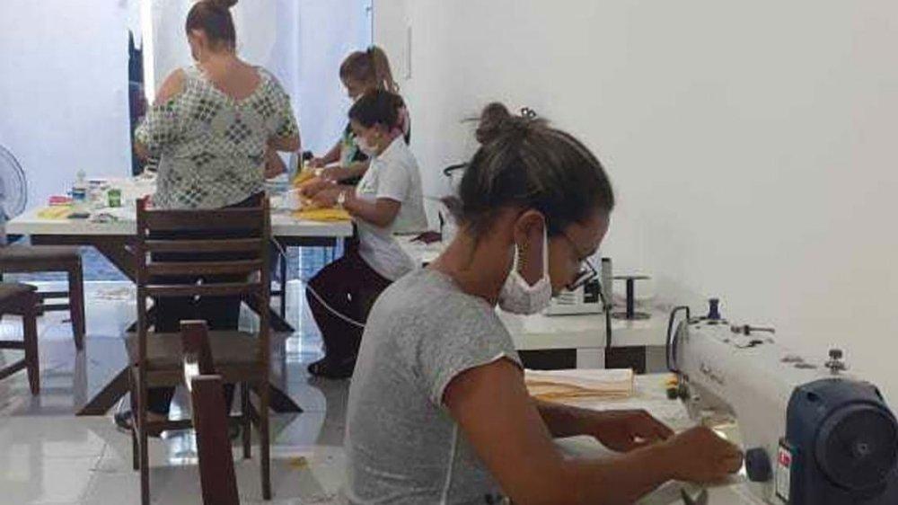 Prefeitura de Lajedinho já distribuiu cerca de 2 mil máscaras para a população