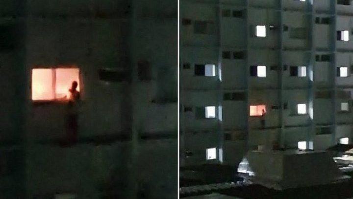 Morre o agricultor que incendiou um colchão no Hospital Espanhol em Salvador